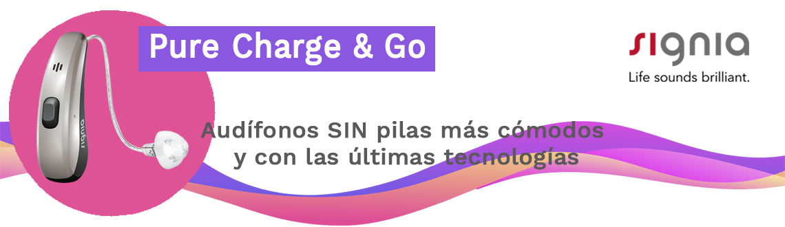 Banner Pure charge & go