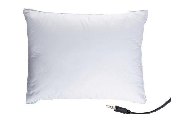 almohada de viaje