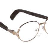 Gafas de conducción ósea de mujer