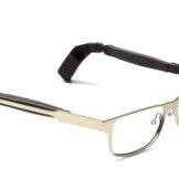 Gafas de conducción ósea de hombre
