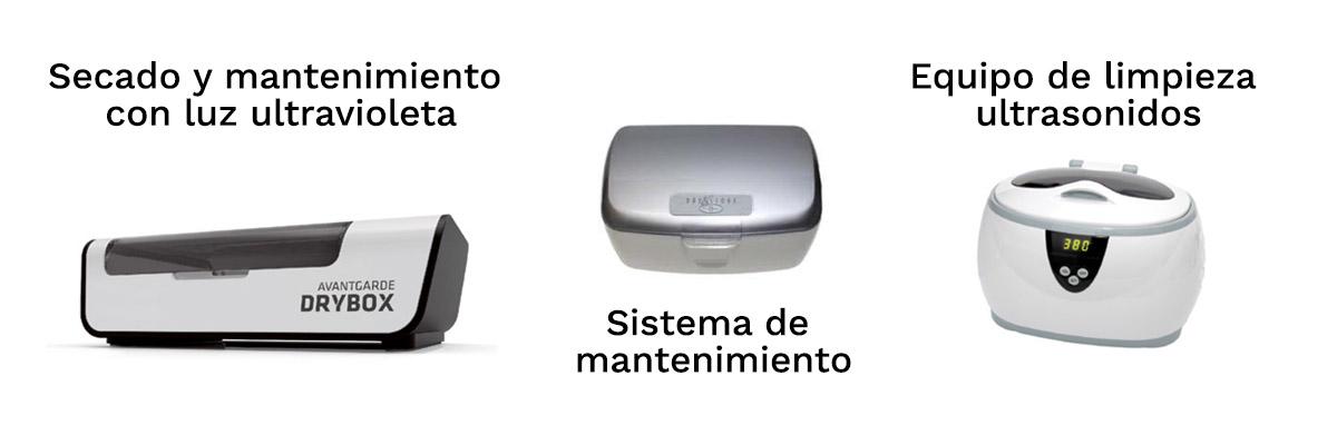 Sistemas de mantenimiento