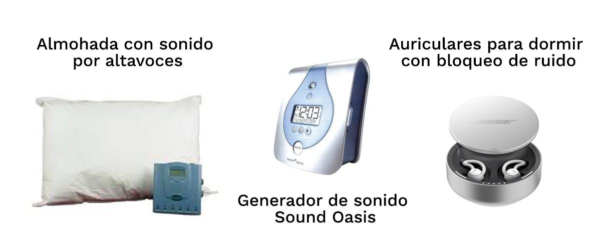 Tinitus y generadores de sonido