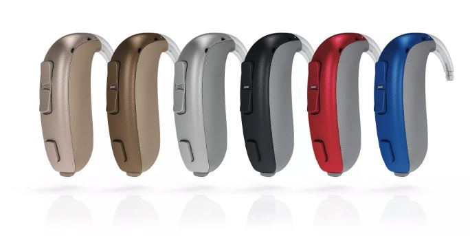 Audífonos potentes para perdidas auditivas profundas